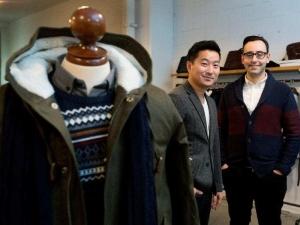 Ethan Song et Hicham Ratnani