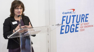 Carolyn Berkowitz de Capital One